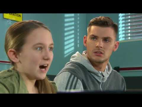 Hollyoaks March 22nd 2018