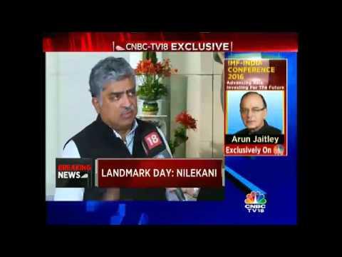 Nandan Nilekani On The Aadhaar Bill