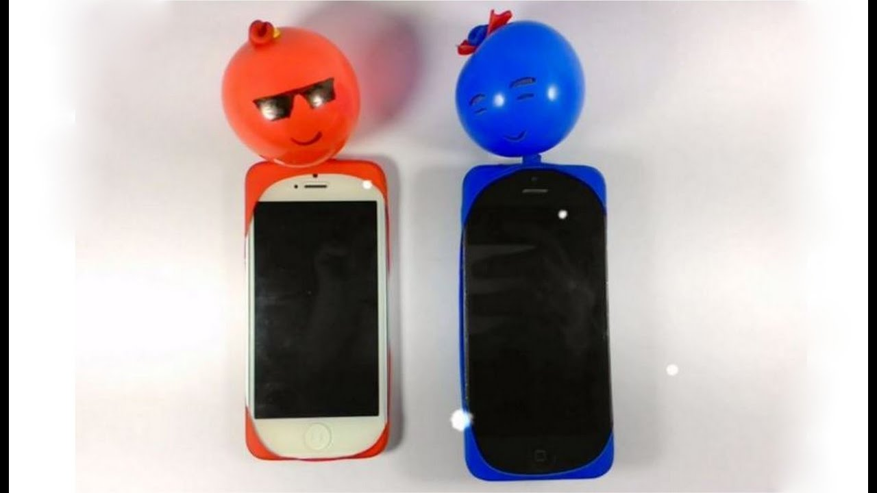 Case Design cheapest phone cases : How to make MOBILE COVER at home With Balloon : Doovi