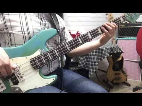 Bass Riff #10. Dance little sister - Terence Trent D'Arby