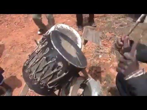 True African Christians Worshiping God