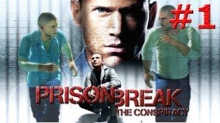 (EVA GAMER) Prison Break : The Conspiracy #1