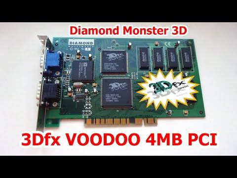 3dfx Voodoo - Обзор и тестирование
