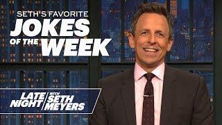 Seth's FavoriteJokesoftheWeek: Buttigieg's Lead in Iowa, Trump's Childhood Home