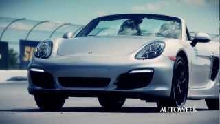 2013 Porsche Boxster S - Autoweek Drives
