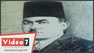 """سليمان الحكيم: """"السنهورى باشا أبوه كان شيال بجمرك إسكندرية"""""""