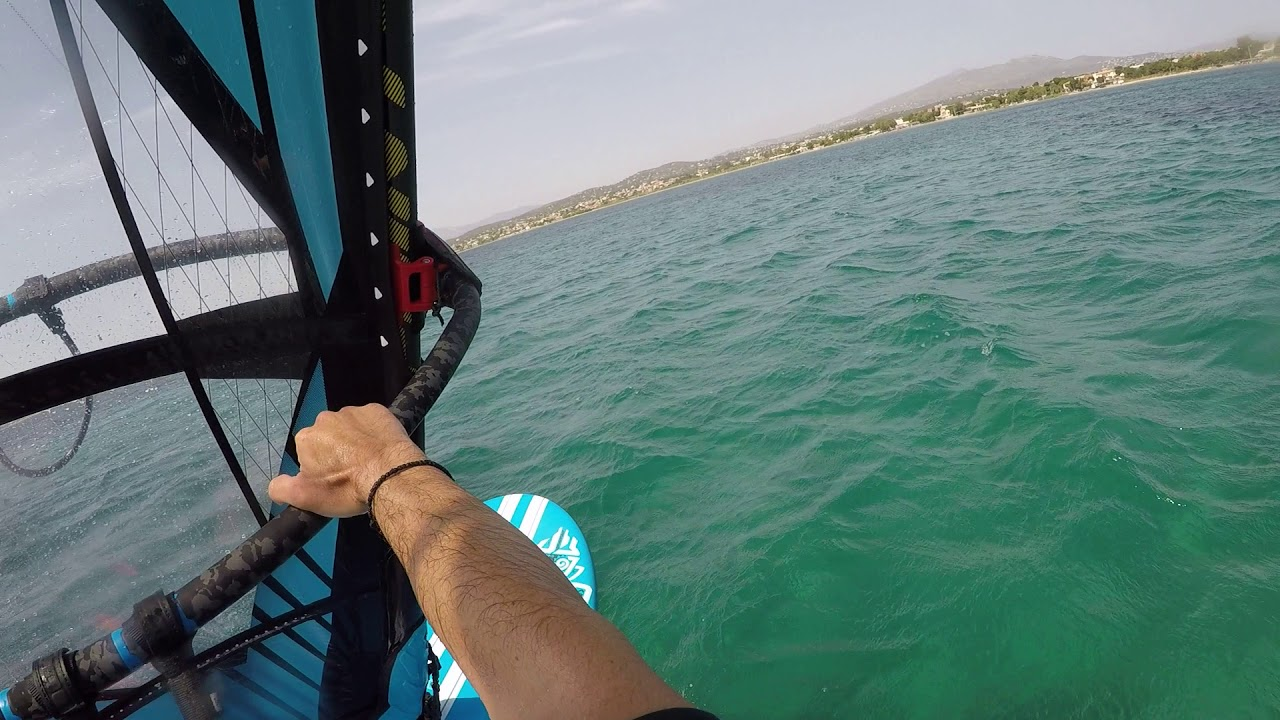 Windsurfing greece nissakia loutsa