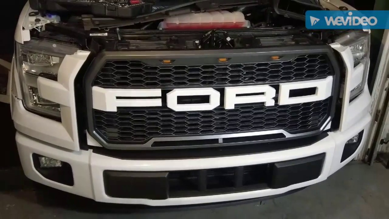 Ford F150 With Raptor Grill - New Car Release Date and ...