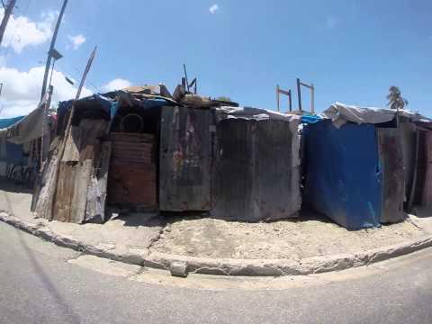 Slums - Port au Prince, Haiti
