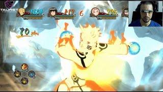 Naruto Shippuden: Ultimate Ninja Storm Revolution - PC Gameplay - PT1