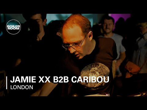 Jamie xx b2b Caribou Boiler Room London DJ set