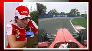 Baixar Canada 2010 - Giro di pista con Alonso