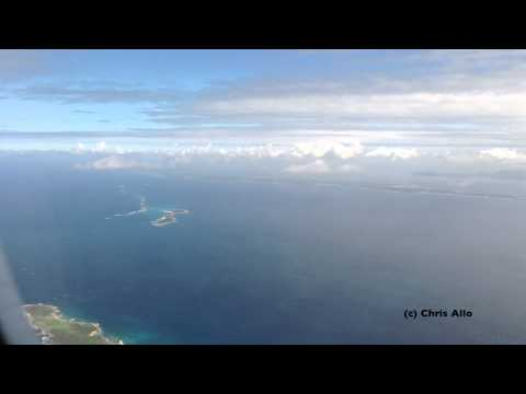 Delta 757 ROAR + HD Full Flight New York JFK to St Maarten /