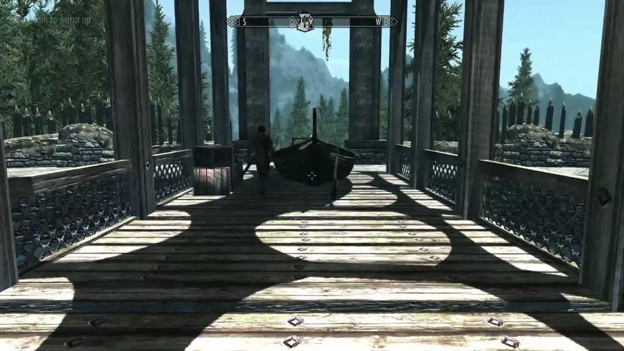 Skyrim: Week of Madness, Day 1: The World According To