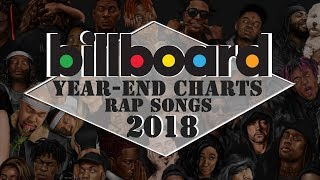 Gambar cover Top 50 • Best Billboard Rap Songs of 2018 | Year-End Charts