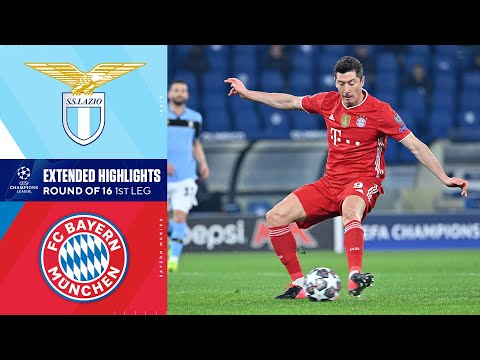Lazio vs. Bayern Munich: Extended Highlights | UCL on CBS Sports