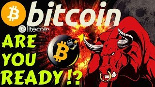 🔥BITCOIN ARE YOU READY FOR THIS !?!?🔥bitcoin litecoin price prediction, analysis, news, trading