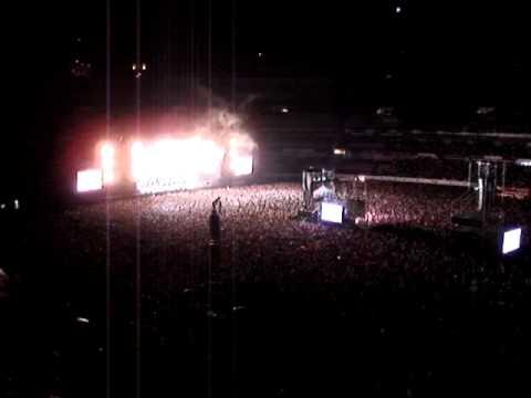Recital de Soda Stereo 21 de Octubre 2007 - Final
