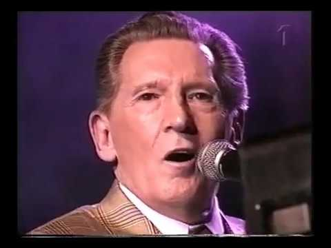 Jerry Lee Lewis - Burning Piano In Scandinavia (Malmo, Sweden 1997)
