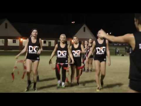 FSU DG Flag Football - 10/22/14
