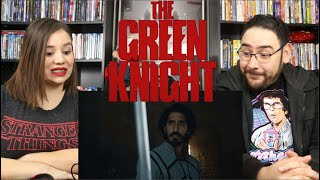 A24's The Green Knight - Official Teaser Trailer Reaction / Review