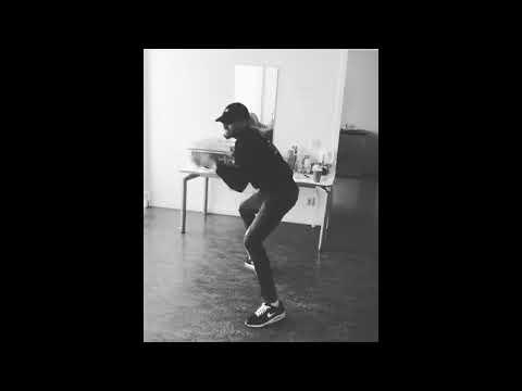 Chris Brown Dances to