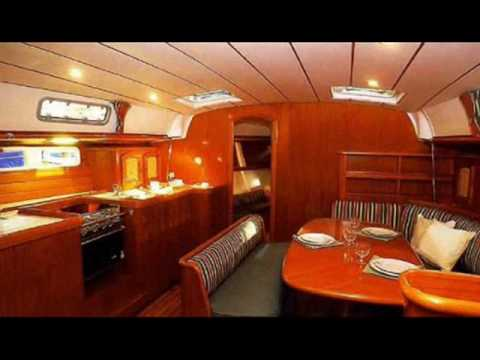 Charter sailing yacht Oceanis 461.wmv