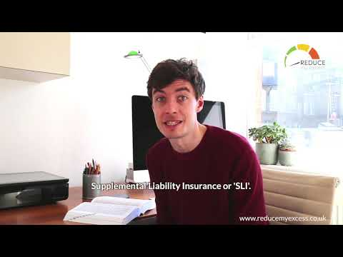 Reduce My Excess - What Are CDW And SLI?