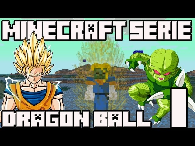 Minecraft 1.4.7 MINI-SERIE Mod Dragon Ball!! Cap.1 Videos De Viajes