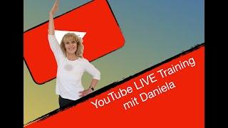 LIVE Yoga mit Daniela 29.04.20