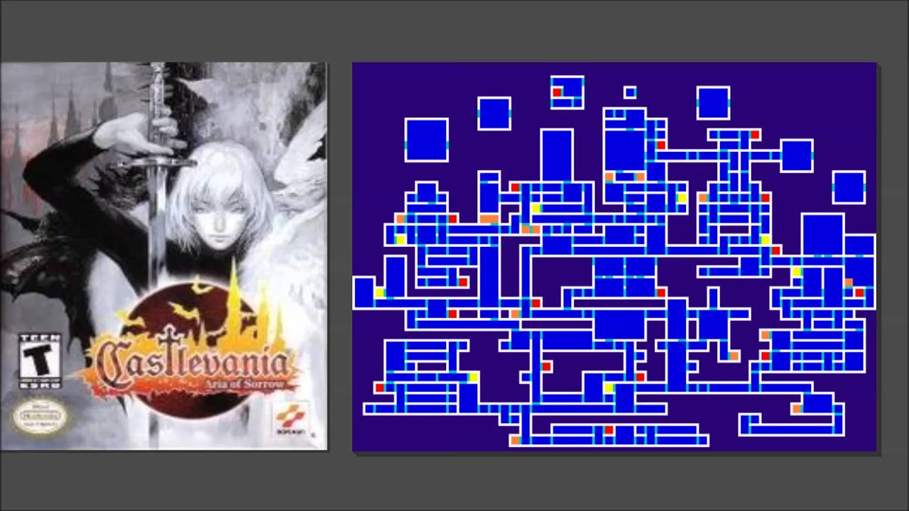 Aria Of Sorrow Secret Rooms