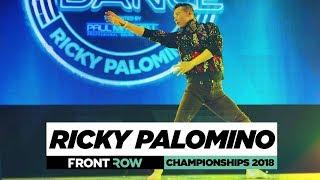 Ricky Palomino | FrontRow | World of Dance Championships 2018 | #WODCHAMPS18
