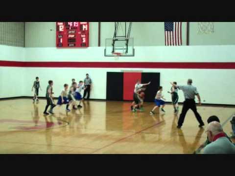 Grayslake Central Rams vs Johhsburg 6th Grade Boys BB (1-20-13)