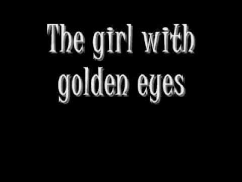 Sixx: AM - Girl with Golden Eyes LYRICS