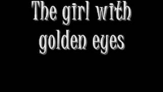 Sixx: AM - Girl with Golden Eyes LYRICS