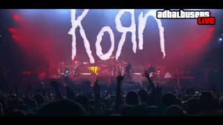 Korn-Coming undone Live Rock In Rio 2015