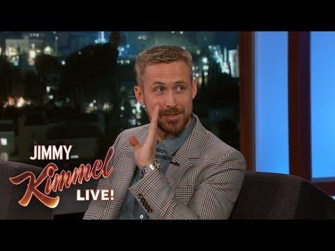 Ryan Gosling on Space Food & Space Bathrooms