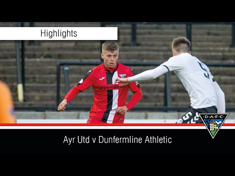 Ayr Utd Dunfermline Goals And Highlights