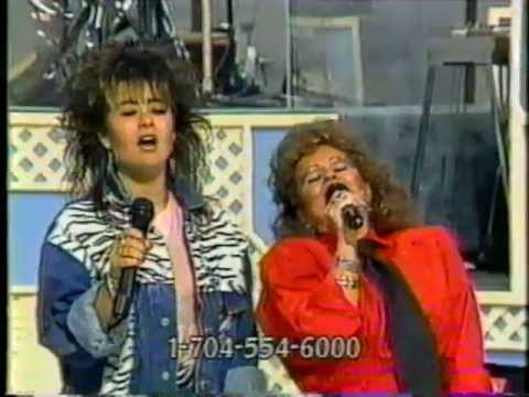 Tammy Faye Bakker And Tammy Sue Sing Lean On Me 4th Version Youtube