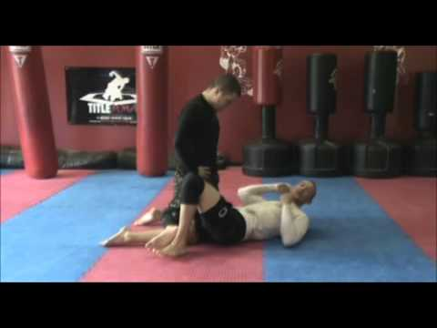 Half Guard to X-Guard Transition