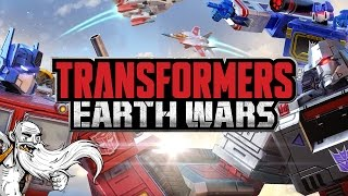 """""""GENERIKBOTS, ROLL OUT!!!""""  Transformers Earth Wars IOS / Android gameplay walkthrough"""