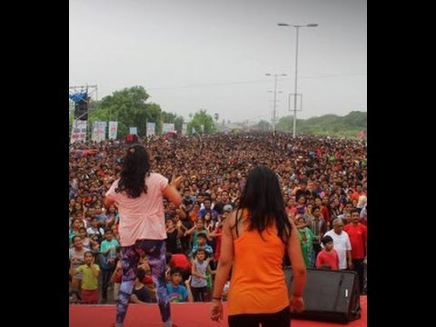 Fun street vadodara Dancce and Zumba