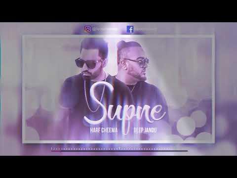 Supne (Harf Cheema | Deep Jandu) Whatsapp status video