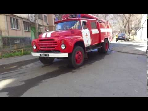ZiL 130 engine 6 returns to FD