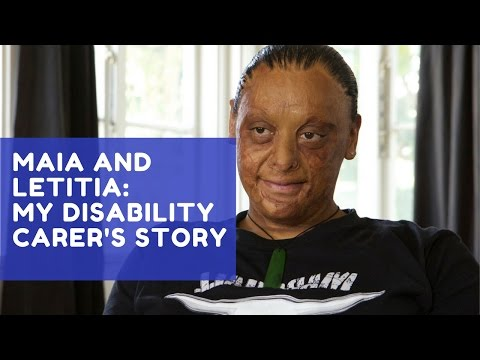 Maia and Letitia: A Disability Carer's Story