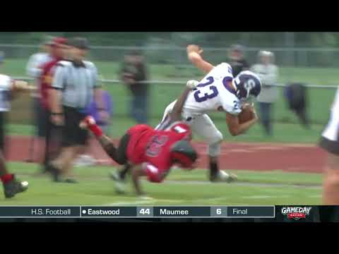 Swanton at Rogers HS Football