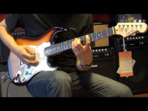 Clariss CEG-100 Elektro Gitar
