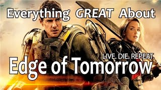 Video Everything GREAT About Edge of Tomorrow! download MP3, 3GP, MP4, WEBM, AVI, FLV September 2018