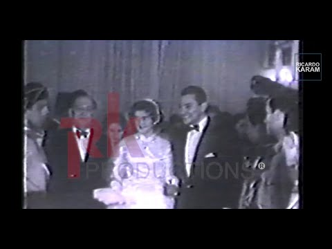 HRH Prince Talal bin Abdulaziz & Mona El Solh Wedding  حفل زفاف الأمير طلال بن عبد العزيز ومنى الصلح