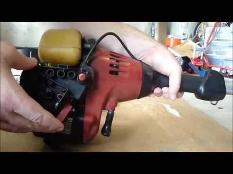 Homelite Trimmer Tune Up Part 3 - Rebuild Carburetor
